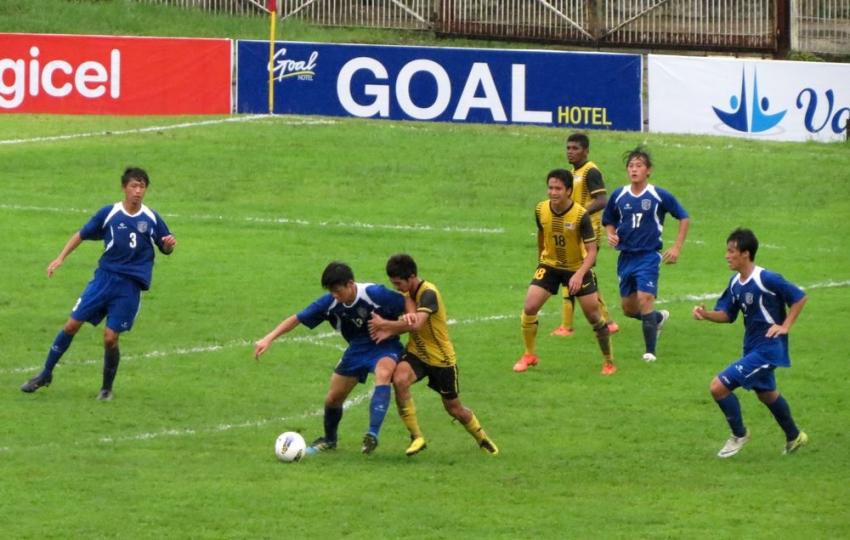 中華隊(藍)有機會贏或打平馬來西亞