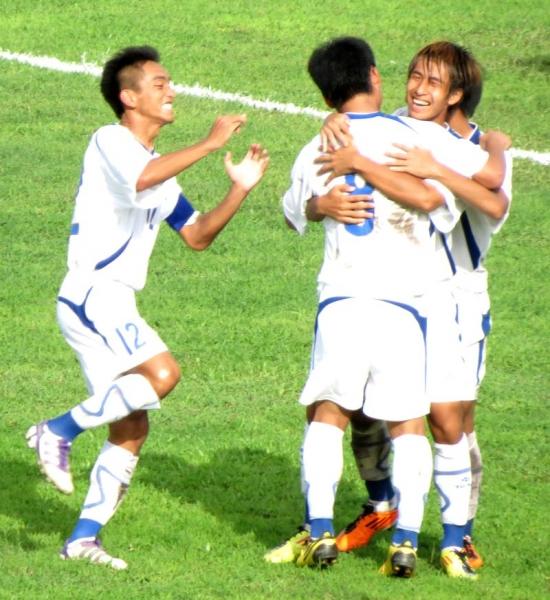 中華隊創造每場都有進球的紀錄