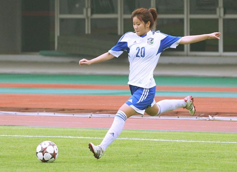 中華隊持續強化自由球、角球攻擊