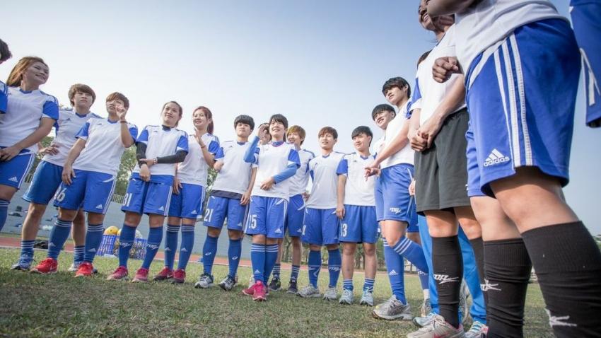 中華女足2比0擊敗白俄羅斯