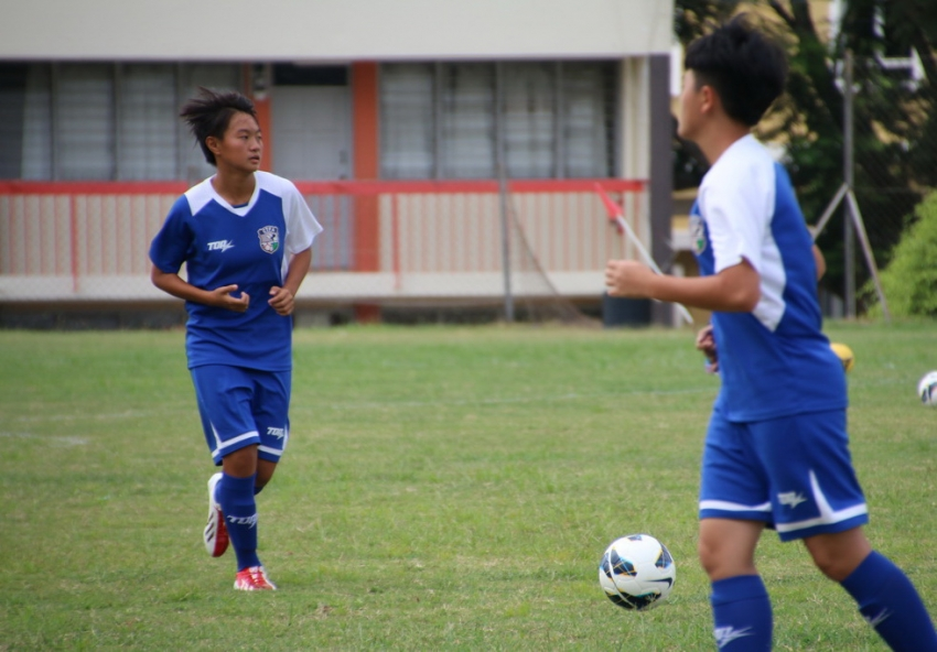 U16目標三連勝 爭取小組第一