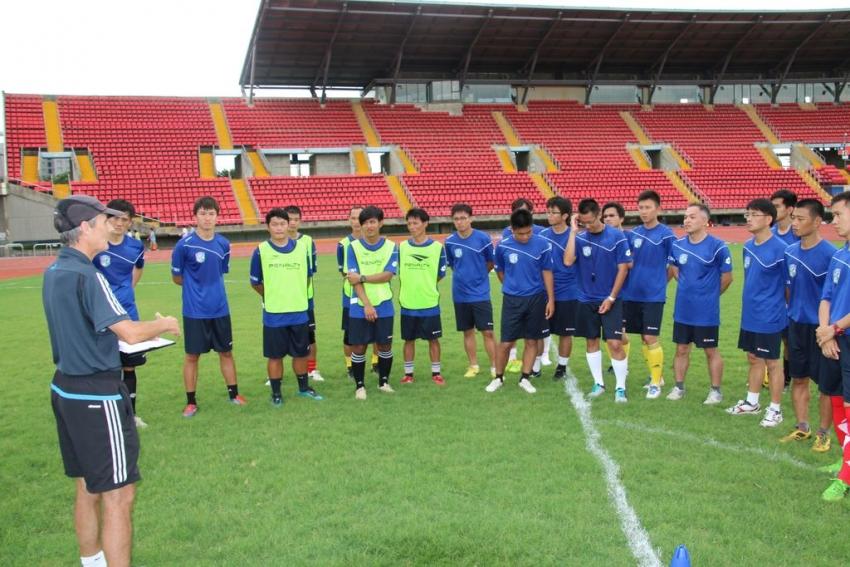 24名學員將在新竹進行6天的講習課程