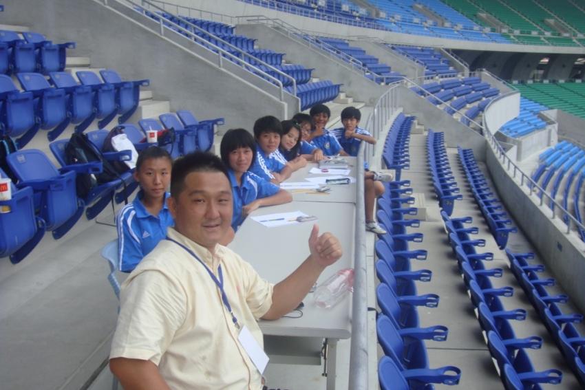 耿仕榮先生與技術分析小組