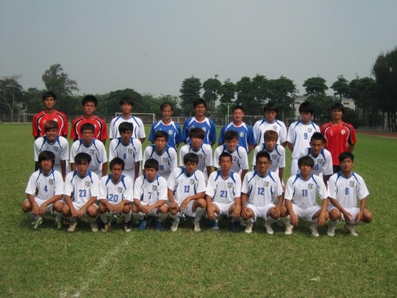 U19中華隊在陳俊明(後排中)的帶領下,將出征曼谷的資格賽