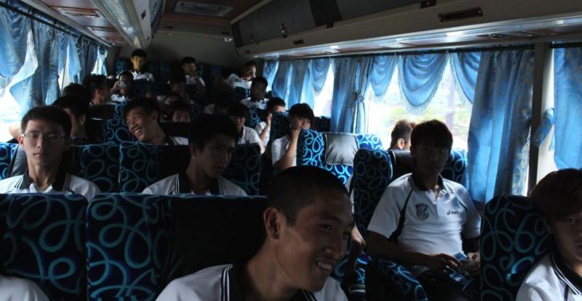 中華隊8日展開吉隆坡城市之旅