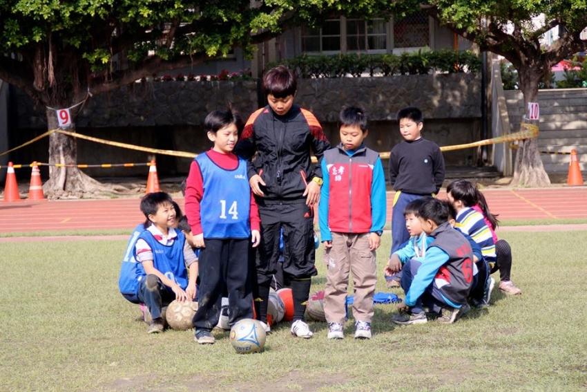 忠孝國小除參與TYL賽事,球隊還會定時舉辦「足球嘉年華」聚會。
