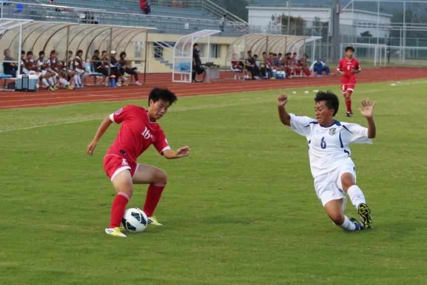 朝鮮給中華小將上了一課