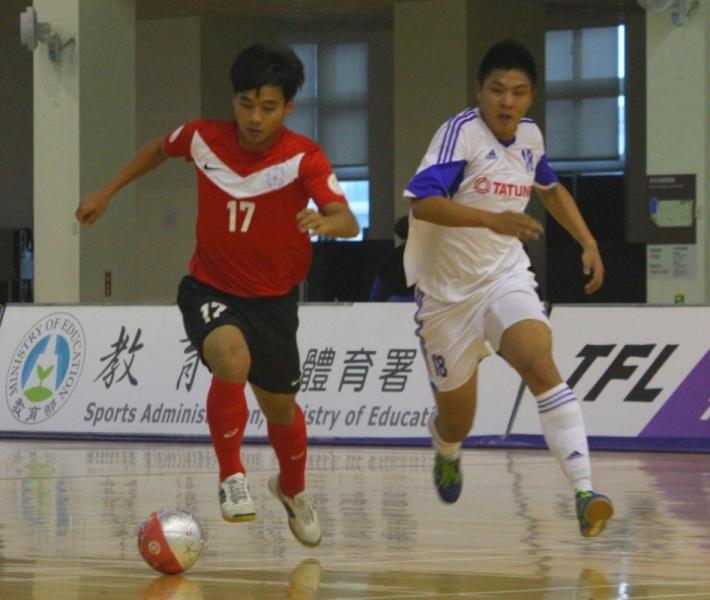 台灣電力以5:2的成績,擊敗大同公司。