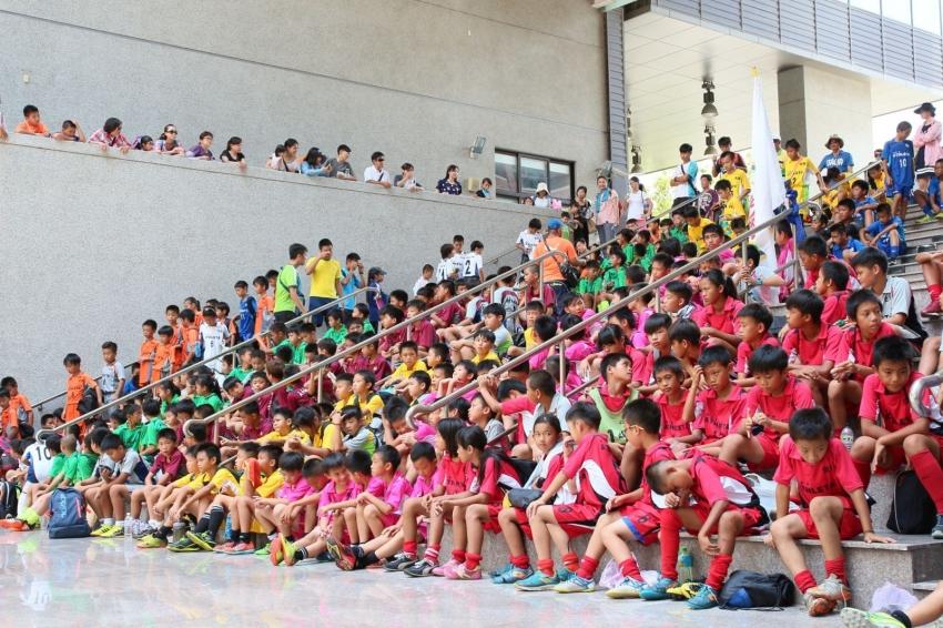 本學期新增加桃園、台南、屏東三區,共計280位選手參賽